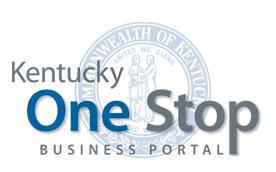 Kentucky Business One Stop Portal Logo